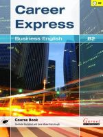 Business English B2 - Gerlinde Butzphal