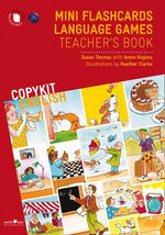 Mini Flashcard Language Games - Teacher's Book : Teacher's Book - Susan Thomas