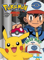 Pokemon Annual 2014 - Pedigree Books