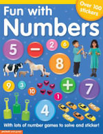 Fun with Numbers : Fun with Sticker Books - Chez Picthall