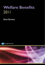 Welfare Benefits 2011 - Kevin D. Browne