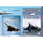 Concorde : Book & DVD Gift Pack : The End of An Era DVD - David Curnock