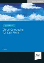 Cloud Computing for Law Firms - Tim Hill