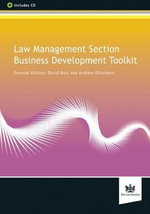 Law Management Section Business Development Toolkit