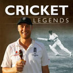 Little Book of Cricket Legends - Ralph Dellor