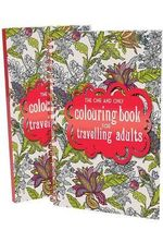 The One and Only Colouring Book for Travelling Adults : One and Only Colouring