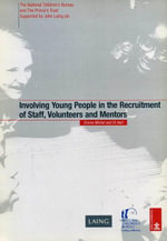 Involving young people in the recruitment of staff, volunteers and mentors - Emma Michel