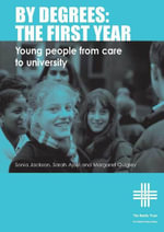 By Degrees : The First Year: From care to university - Sarah Ajayi