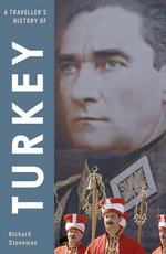 A Traveller's History of Turkey : Traveller's History - Richard Stoneman
