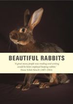 Beautiful Rabbits Journal - Ivy Press