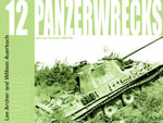 Panzerwrecks 12 : German Armour 1944-45 - Lee Archer