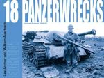 Panzerwrecks 18 : German Armour 1944-45 - Lee Archer