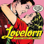 Lovelorn : 16 Classic Romance Comic Magnets - Tim Pilcher