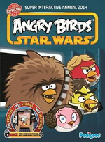 Angry Birds Star Wars Super Interactive Annual 2014 - Pedigree Books