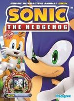 Sonic the Hedgehog Super Interactive Annual 2014 - Pedigree Books