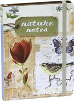 Nature Notes Mini Notebook : A Firelight Novel - Sophie Jordan