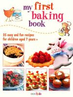 My First Baking Book - Cico