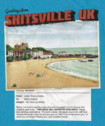 Shitsville UK : Volume 15 - Monty Cantsin
