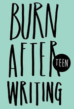 Burn After Writing - Rhiannon Shove
