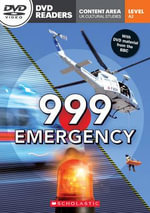 999 Emergency : Cambridge English Readers : Level 3 - Rod Smith