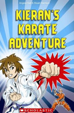 Kieran's Karate Adventure - Angela Salt