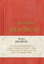 Baedeker's Guide to Great Britain, 1937 - Karl Baedeker