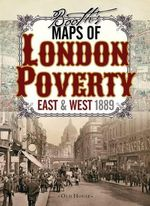 Booth's Maps of London Poverty, 1889 : East & West London - Charles Booth