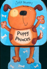 Puppy Pounces : Little Bouncers - Ronne Randall