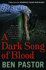 A Dark Song of Blood - Ben Pastor