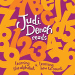 Judi Dench Reads Learning the Alphabet & Learning to Count - Dame Judi Dench