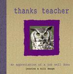 Thanks Teacher - Jessica Keogh