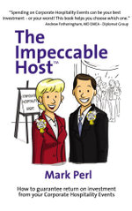 The Impeccable Host - Mark Perl