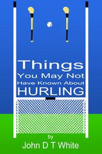 101 Things You May Not Have Known About Hurling - John DT White