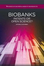 Biobanks : Patents Or Open Science? - A De Robbio
