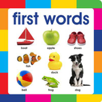 First Words : My First Book