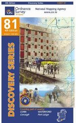 Cork, Waterford - Ordnance Survey Ireland