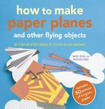 How to Make Paper Planes : Design by William Morris - Mari Ono