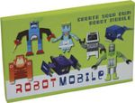 Make Your Own Robots Mobile Kit - Paperstyle