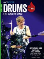 Hot Rock Drums : Grade 1