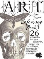 The Art Colouring Book 1 - Carolyn Scrace