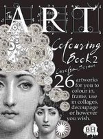 The Art Colouring Book 2 : Made Using 7-count Plastic Canvas - Carolyn Scrace