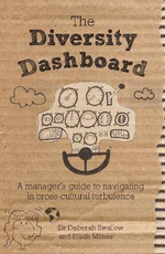 The Diversity Dashboard : A Manager's Guide to Navigating in Cross-cultural Turbulence - Deborah Swallow