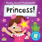 Peekabooks - Princess : Peekabooks - Sarah Lawrence