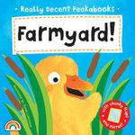 Peekabooks - Farmyard : Peekabooks - Sarah Lawrence