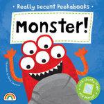 Peekabooks - Monsters : Peekabooks - Sarah Lawrence