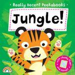 Peekabooks - Jungle : Peekabooks - Sarah Lawrence