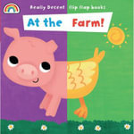 Flip Flaps : Farm - Fhiona Galloway