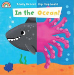 Flip Flaps : In the Ocean - Fhiona Galloway