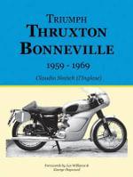Triumph Thruxton Bonneville 1959-1969 - Claudio Sintich