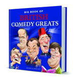 British Comedy Greats : Big Books - Michelle Brachet